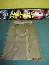 WW2 Transport Bag Canvas Bag Mail Khaki Colored Rope Handels Sack