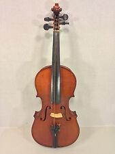 Antique Ernst Kreusler Violin w/ German Bow in Hard Case
