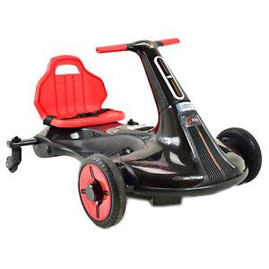 "Drift Kart ""The Drifter"" Elektro 12V Kinderauto elektrisch Elektrocart 13 km/h"