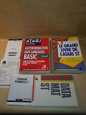 Livres Informatiques Vintage atari