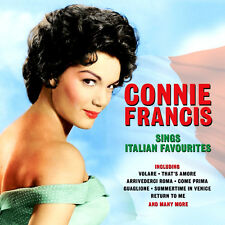 CONNIE FRANCIS  Greatest ITALIAN Hits* Import 2-CD BOX SET *38 Orig Songs * NEW