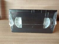 New 10-Pack Of Blank VHS Tapes T-15