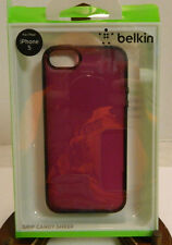 Belkin Grip Candy Sheer iPhone 5 Soft Frame Case New In Box