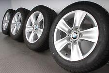 NEU Original BMW 5er F10 F11 6er F12 17 Zoll Alufelgen 327 Winterräder FF0