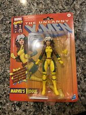 marvel legends retro x-men rogue