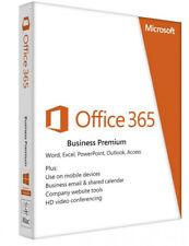 Microsoft Klq-00211 Office 365 Business Premium 1 1 Año(s)