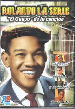 ROLANDO LASERIE EL GUAPO DE LA CANCION EN VIVO      DVD