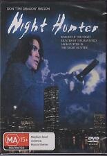 NIGHT HUNTER -  Don 'The Dragon' Wilson, Melanie Smith, Nicholas Guest - DVD