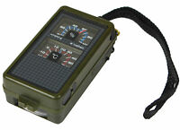 Tactical 10 Functions Compass - Military Army Hiking Outdoor Equipment Camping