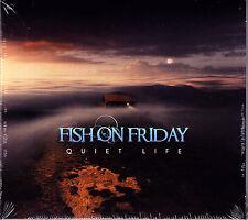 FISH ON FRIDAY quiet life Digipack CD NEU OVP/Sealed