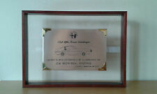Usado - Placa CLUB ALFA ROMEO DE CATALUNYA - 2007 - Item for Collectors -
