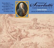 D. Scarlatti / Carlo - Complete Keyboard Sonatas: Domenico Scarlatti 4 [New CD]