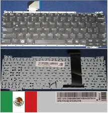 Tastiera Qwerty Latino SAMSUNG NC110 BA59-02987K 9Z.N7CSN.01E NERO
