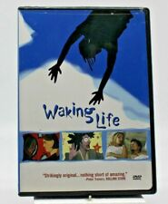 Waking Life Dvd Gently Pre-owned