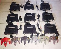 Complete and Original Nintendo 64 Console + 1 Controller+  2 FREE Games!