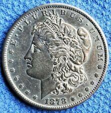 U.S. 1878-CC  Morgan Silver Dollar Uncirculated, So Nice!