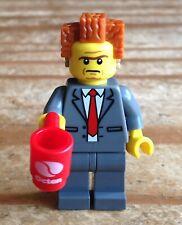 Lego - The LEGO Movie President Business Minifigure 71004