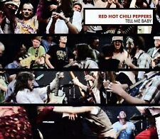 Red Hot Chili Peppers ‎– Tell Me Baby 2006 EU PROMO CD SINGLE
