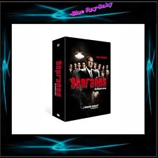 THE SOPRANOS - HBO COMPLETE SERIES SEASONS 1 2 3 4 5 6 *** BRAND NEW  BOXSET***