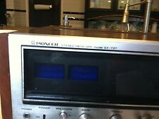 Vintage Pioneer SX737 Receiver In Fair Condition