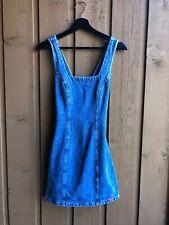Vintage Bongo Denim Dress Size 3 Made in the USA