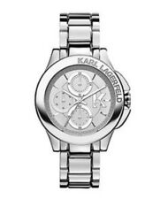 Men's Karl Lagerfeld Launch Edition 2013 Watch (Silver Dial) *GREAT CONDITION
