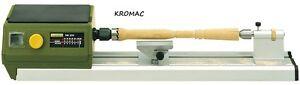 Micro Drehmaschine für Holz DB250 PROXXON 27020