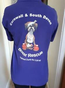 "Cornwall and South Devon Boxer Rescue ""Johnny"" Polo Shirt - Unisex"