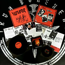 VOMITOR - Roar of War  LP + EP & Booklet