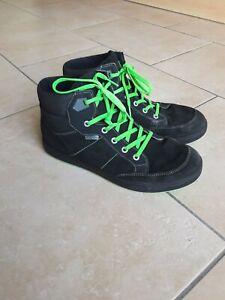 Ricosta Bay Gr. 42 Tex Stiefel Boots Jungen Herbst Winter schwarz top gepflegt