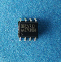 1PCS/5PCS HT82V733 SOP-8 240mA Audio Power Amp ASS