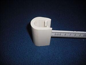 Scheuerleiste 30 x 38 mm weiß 12 m lang 44.478.01