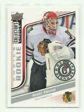 Antti Niemi     2009-10 Collector's Choice Reserve   Chicago Blackhawks