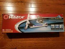 Razor Authentic Kids Teens A Kick Scooter Adjustable Handle Aluminum Frame New
