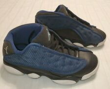 "Nike Air Jordan 13 Retro Low ""Brave Blue""  Youth Boy's Shoes Size  3Y Basketball"