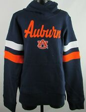 Auburn University Tigers NCAA Youth Navy Blue Pull-Over Hoodie