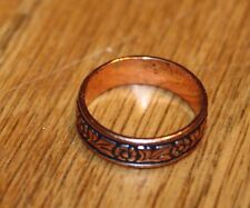 Native American Copper Flowers size 8