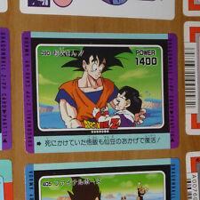 DRAGON BALL Z DBZ AMADA PP PART 10 CARD CARTE 390 MADE IN JAPAN NM <= PHOENIX