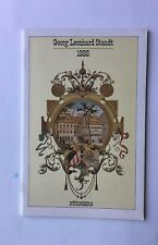 Georg Leonhard Staudt 1888 Toy Catalog- colorful repro 40 pages
