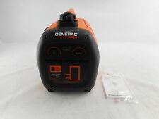 Generac 6866 iQ2000 Super Quiet Gas Powered Inverter Generator SOLD AS IS