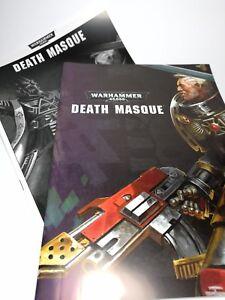 Warhammer 40.000 Death Masque Kampagnenheft - deutsch - Softcover