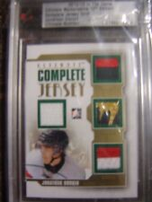 Jonathan Drouin 2012-13 ITG Ultimate Complete Jersey GOLD 1/1  !!!