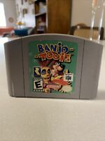 N64 Banjo Tooie (Nintendo 64) Cartridge only Free Shipping Authentic