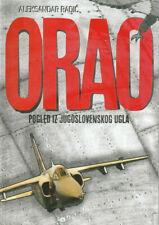 SOKO J-22 ORAO Yugoslav warplane