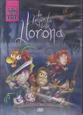 DVD  - La Leyenda De La LLorona NEW Anime Contiene Material Extra FAST SHIPPING