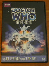Doctor Who The Time Monster Story No. 64 Dvd 2010 Jon Pertwee R1