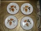 "set of 4x denby cotswold tea / side plates 6.5"" diameter"