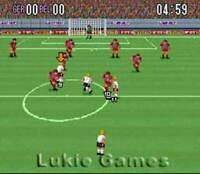 Super Soccer - SNES Super Nintendo Game