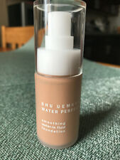 NEW SHU UEMURA SMOOTHING WATER-IN FLUID FOUNDATION ~SHADE 345