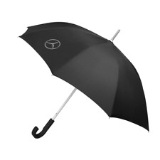 Mercedes Benz Original Umbrella Umbrella 105 CM Automatic Black New Sealed